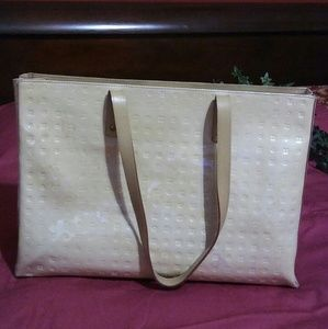 🎅🎁Arcadia Italian Patent Leather Tote🎁